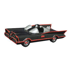 Batman-Classic-Batmobile-Vinyl-Coin-Bank-NEW-Collectibles