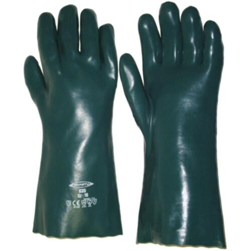 long 41 CM Sotis produits chimiques protection GANT taille 10