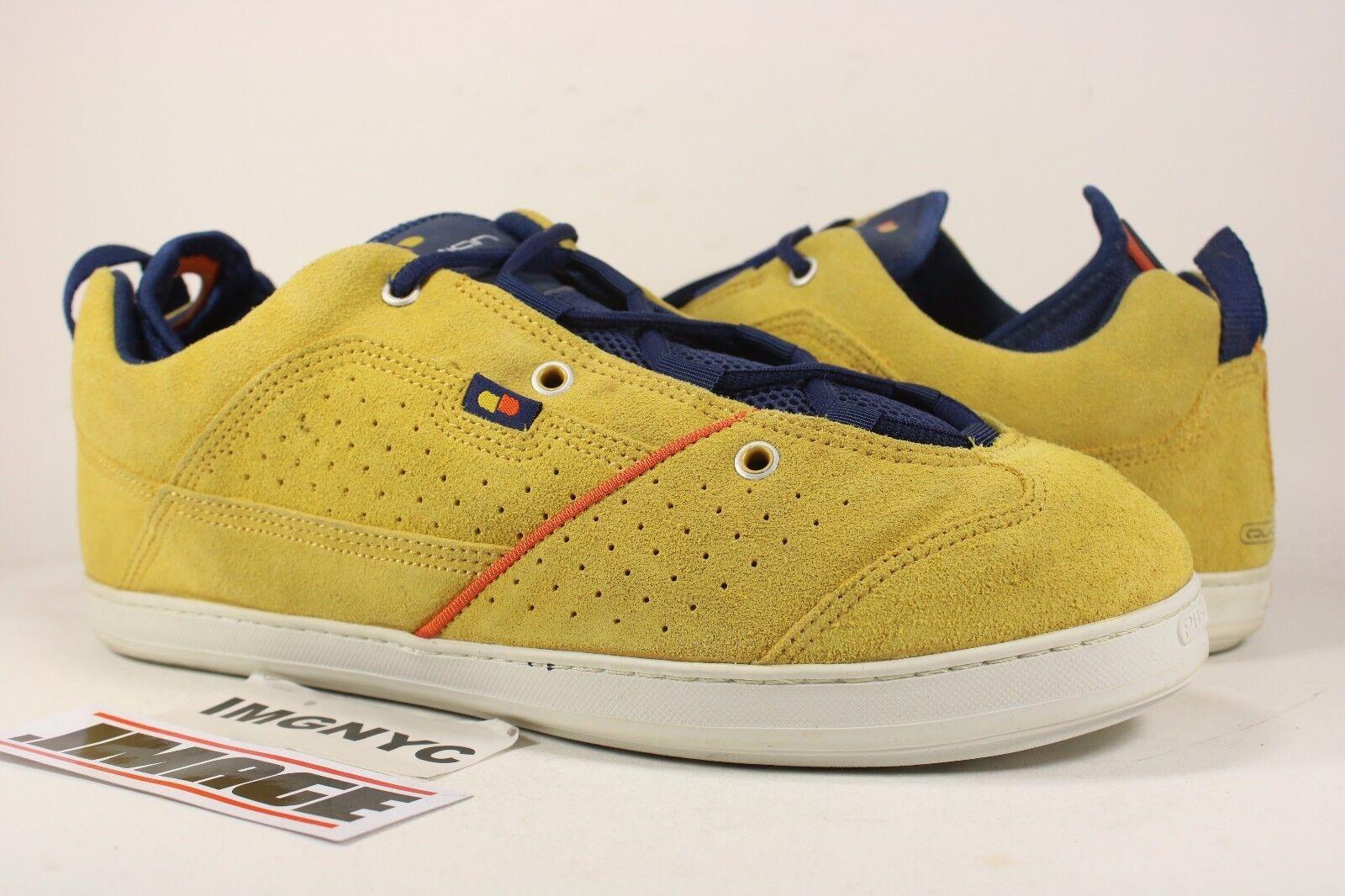 Nike ovidian nuove dimensioni medie giallo arancio 173237 781 sb skate college