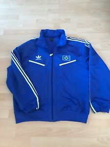 adidas Hamburg SV Anthem Men's Jacket, Men, Jacket, Jacke