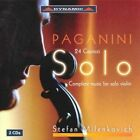 Solo: Paganini's Complete Music for Solo Violin (CD, Jan-2003, 2 Discs, Dynamic (not USA))