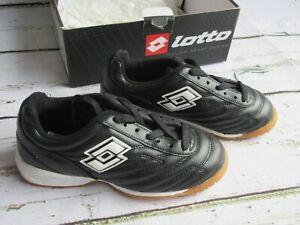 Lotto-VINCENTE-IND-JR-Youth-Kids-Soccer-Cleat-Shoes-10613-Vintage-NEW-NOS