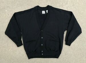 Details about GAP Men's Vintage 90s Alpine Country Embroidered Thick Cardigan Sweater | Medium