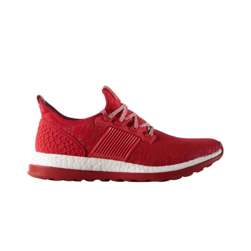 Adidas Pureboost Zg Men's Running Training Shoes Red BA8453