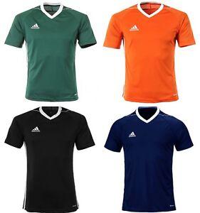 Adidas Youth Tiro 17 Training Soccer Climacool 4 Colors S S Kid ... f33fc459c03d