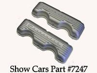 Valve Covers 348 409 65,64,63,62,61,60,chevy Chevrolet Impala Ss Cast Aluminum