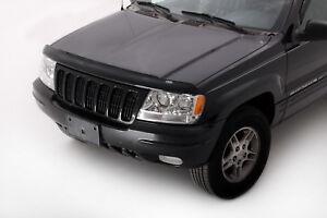 R Hood Stone Guard fits 99-04 Jeep Grand Cherokee Bug Deflector-Bugflector