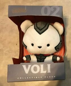 League-of-Legends-Voli-Bear-02-Collectible-Plush-Limited-Edition-Series-NEW