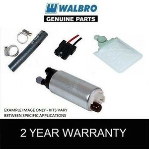genuine walbro 255 fuel pump gss342 upgrade kit saab. Black Bedroom Furniture Sets. Home Design Ideas