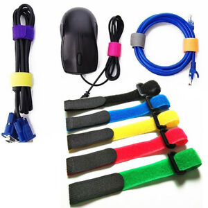 Nylon Earphone Mouse Protector Cable Organizer Fishing Rod Tie Wire Management