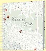 Wedding Planner Note Book - Hard Backed  Organiser - Engagement gift