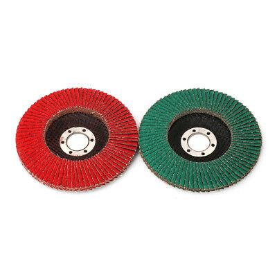 10 Inch 120 Grit Adhesive Back Metal Grinding Zirconia Sanding Discs 5 Pack