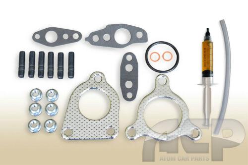 TURBOCOMPRESSEUR Montage//Joint Kit Renault Laguna Scenic 2.0 Vel Satis Megane