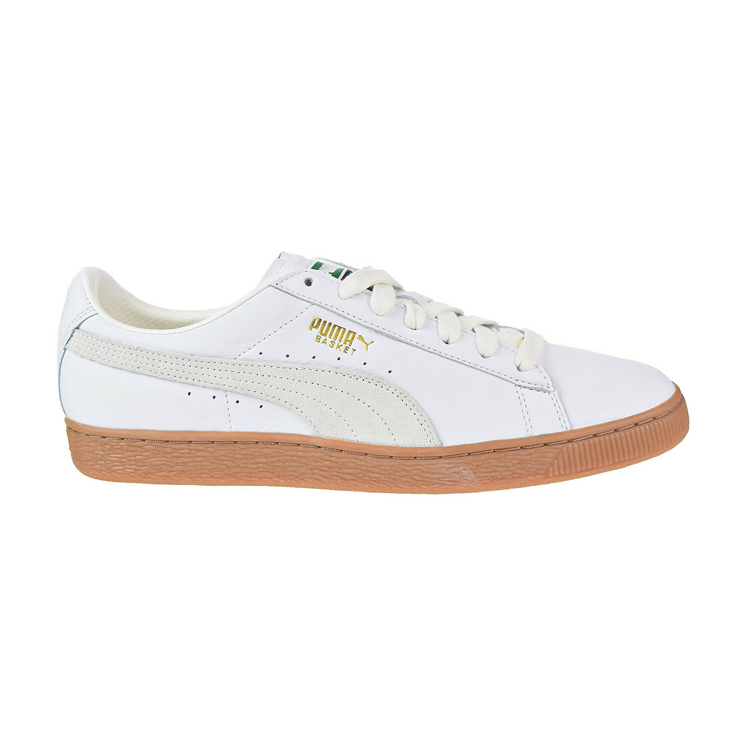 Classic Blanc 01 Chaussures Gum Deluxe Homme Puma 365366 Basket q6Cwwp