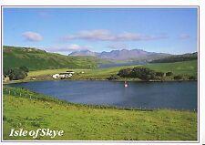 Scotland Postcard - Isle of Skye - Black Cuillins from Gesto - Bracadale  SM341