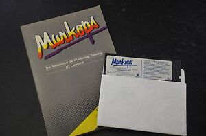1988-Markops-The-Simulation-for-Marketing-Training-IBM-Manual-5-25-Media