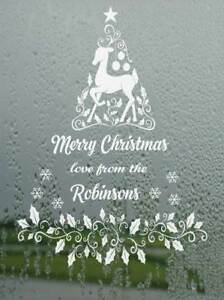 Personalized-Christmas-Gift-Wall-Window-Stickers-decals-XMAS-Home-Shop-Decor