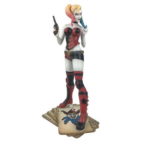 DC COMICS  DC Gtuttiery  Harley Quinn Pvc cifra