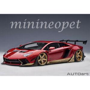 AUTOART 79182 Liberty Walk LB Works Lamborghini Aventador 1/18 rouge * pré commande *