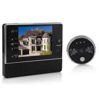 3.5 Tft Display 120°3x Zoom Home Doorbell Peephole Door Eye Video Door Bell