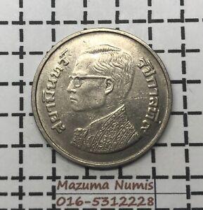 Mazuma *FC18 Thailand BE2520 1977 5 Baht AUNC Only