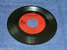 "Dobie Gray 1965 Charger 45rpm See You At The ""Go-Go"" b/w Walk With Love Northern"