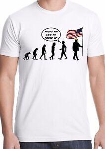Donald trump t shirt USA election funny humor anti america comedy ...
