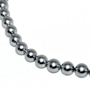 noeud collier perle