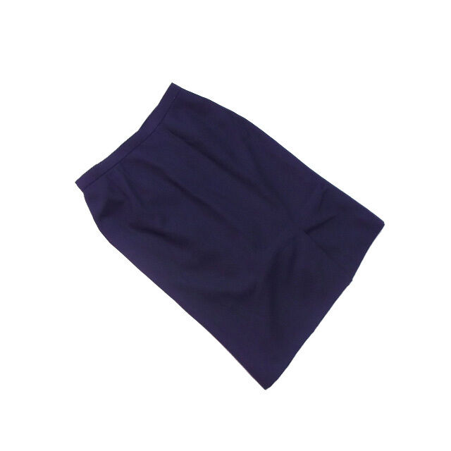 Dior Skirts Navy Woman Authentic Used L2052