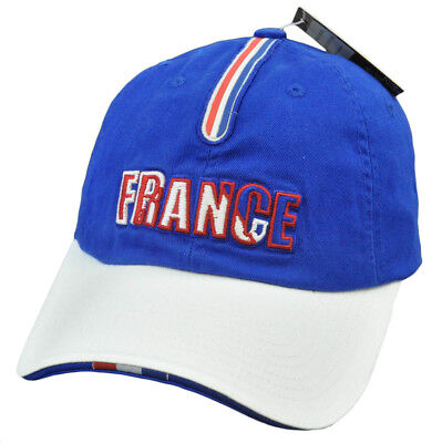 Trendmarkierung Frankreich Unconstructed Hut Fußball Futbol Fußball Euro Pokal 2012 Rhinox Blau Fanartikel Weitere Ballsportarten