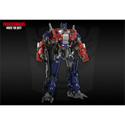 [FROM JAPAN]Transformers Movie The Best MB-01 Optimus Prime Action Figure Ta...