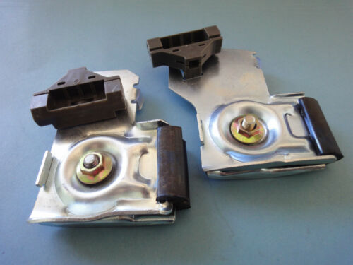 CLIPS VW LUPO ELECTRIC WINDOW REGULATOR REPAIR FRONT LEFT NSF PAIR OF 2