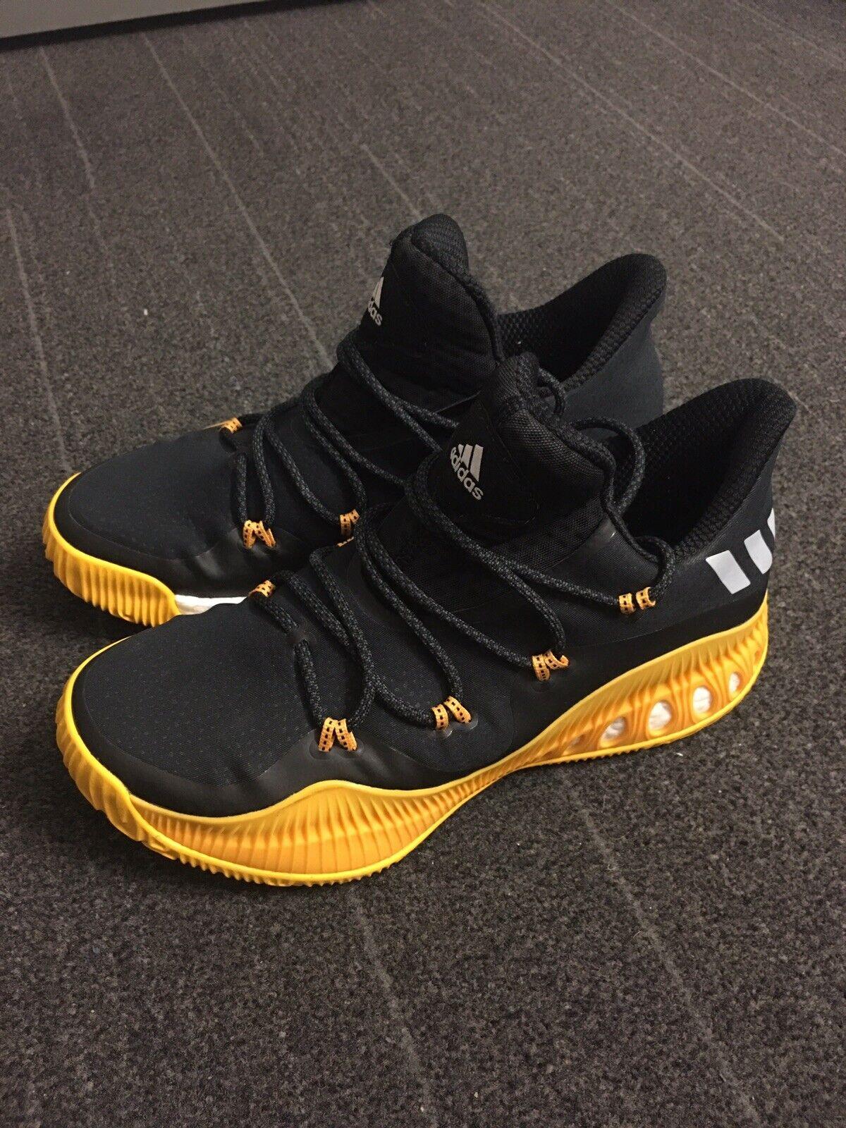 Adidas Crazy Explosive Low Lakers Sz 8.5