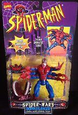 TOY BIZ SPIDER-MAN ANIMATED SERIES SPIDER-WARS DOPPLEGANGER ACTION FIGURE S-53