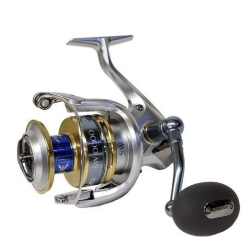New SHIMANO 13 BIOMASTER SW 10000HG  Spinning Reel from Japan