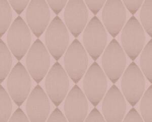 Eur 3 00 Qm Tapete 35714 3 Muster Retro Glitzer Altrosa Esprit