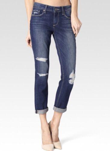 Anabelle Mid Sz Skinny 26 Afslappet Blue Slim Paige 229 Rise Nwt Jeans qnTfxZOn6