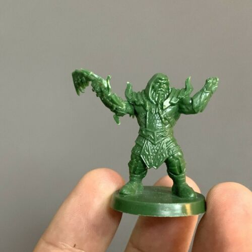 Lot 5 Green Game Miniatures Figure For Dungeons /& Dragon D/&D Toys Xmas Gift
