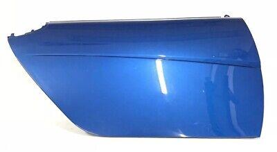 08-12 Smart Car ForTwo Driver Left Side LH Black Door Skin Panel A4517220109