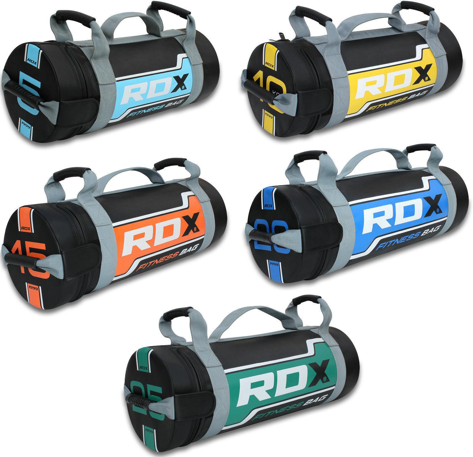 RDX Power Sandbag nuestro bienestar Bag peso saco de entrenamiento de fuerza bolso de entrenamiento 5-25kg