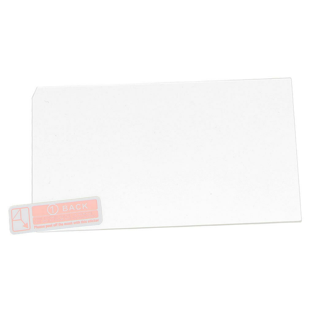 Optical Glass Screen Protector 0.33mm Ultra-thin Film 8-9H For Casio TR700