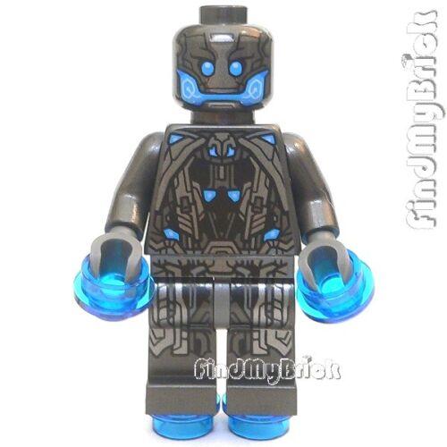 BM119 Lego Super Heroes Iron Man NEW Ultron Sentry Minifigure 76029
