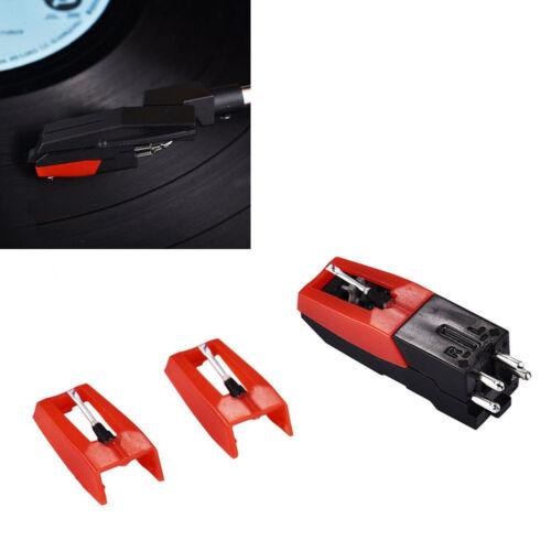 3X Universal Retro Record Player Stylus Turntable Replacement Recorder Needles