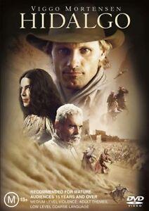 Hidalgo-NEW-DVD-Region-4-Australia-Viggo-Mortensen-Omar-Sharif