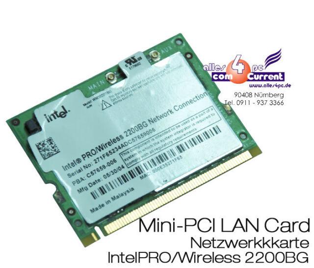 HP PAVILION MINI PCI 2200BG DRIVERS UPDATE
