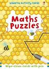 Maths Puzzles by Sarah Khan (Novelty book, 2011)