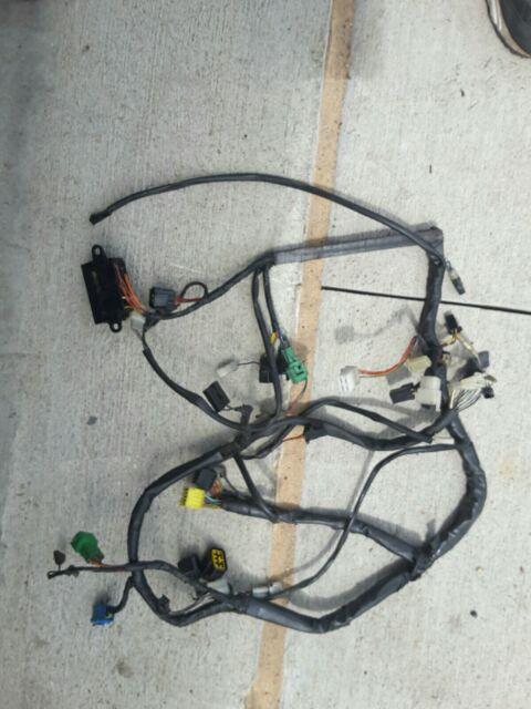 1997 Suzuki Vz800 Marauder Main Wiring Wire Harness Loom