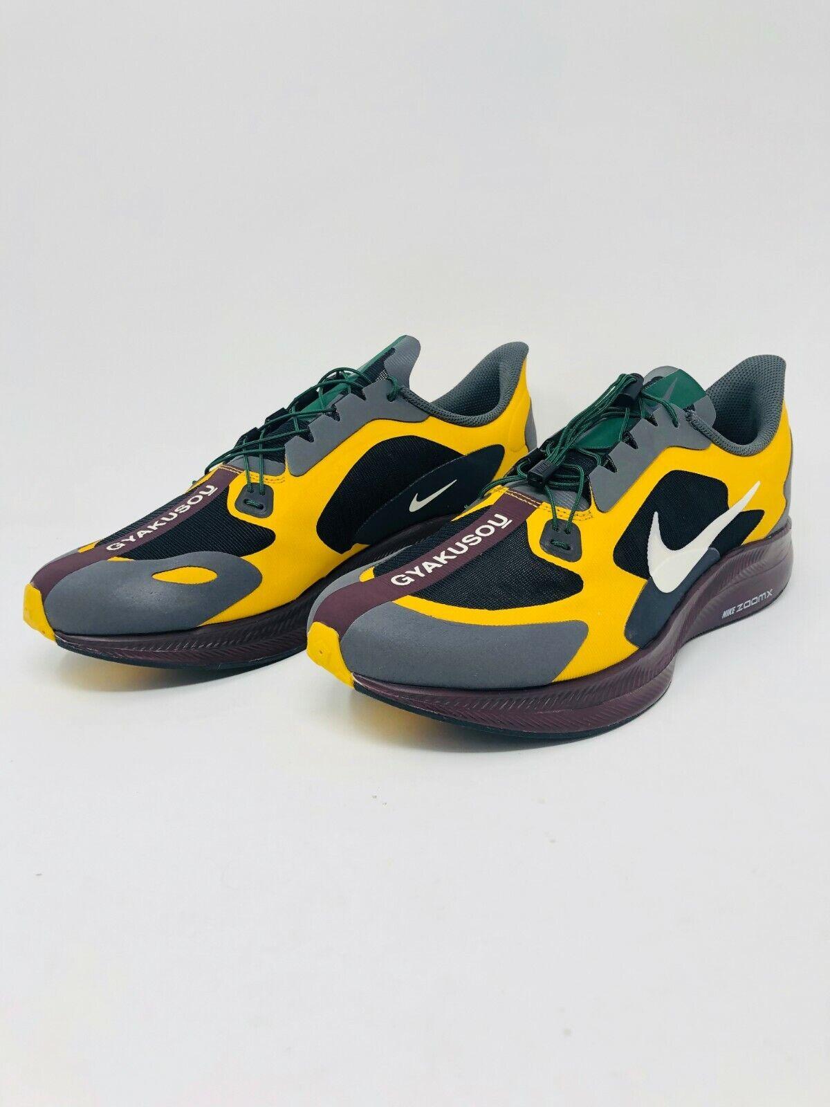 Nike Gyakusou Air Zoom Pegasus 35 Turbo Size 10 BQ0579-700 FREE SHIPPING