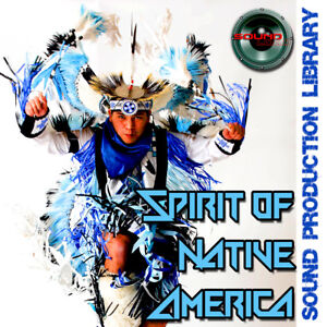 Native America Spirit unique original Multi-Layer Studi