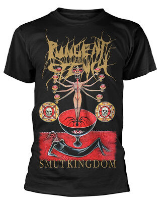 NEW /& OFFICIAL! Pungent Stench /'Smut Kingdom Album Cover/' Zip Up Hoodie